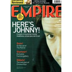 Empire Magazine 134 - 2000 (John Cusack Cover)