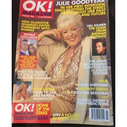 OK Magazine - 1995 08/95 Julie Goodyear