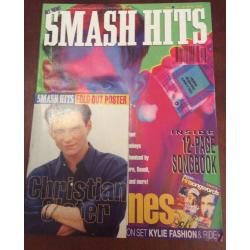 Smash Hits Magazine - 1992 15/04/92