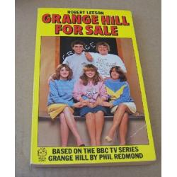 Grange Hill For Sale By Robert Leeson Paperback Book