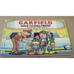 Garfield Goes To Hollywood By Jim Davis Paperback Book