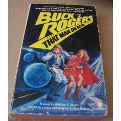 Buck Rogers A Noval By Addison E Steele Paperback Book