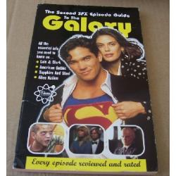 Galaxy The Second Sfx Episode Paperback Book