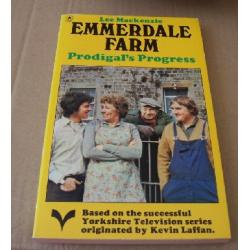 Emmerdale Farm By Lee Mackenzie Paperback Book