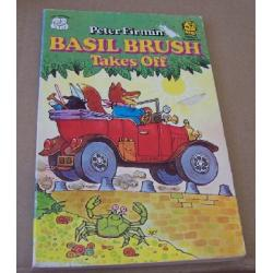 Basil Brush Takes Off By Peter Firmin Paperback Book