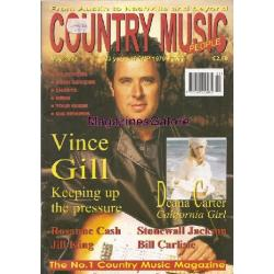 Country Mag Deana Carter Rosanne Cash Vince Gill