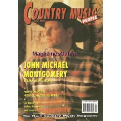 Country Mag John Michael Montgomery Monte Warden Martin