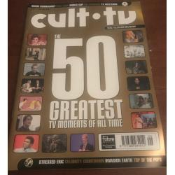 Cult TV Magazine - Season 2, Episode 6 or  Issue 11 - Final Issue