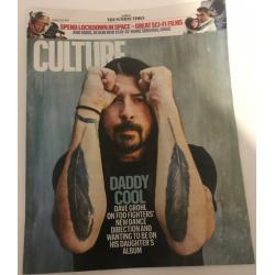 Culture Magazine - 2021 10/01/21 Dave Grohl