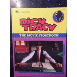 Dick Tracy - The Movie Storybook