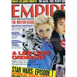 Empire Magazine 101 - 1997 (Cameron Diaz Cover)