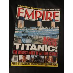 Empire Magazine 104 - 1998