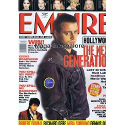 Empire Magazine 109 - 1998 (Matt Le Blanc Cover)