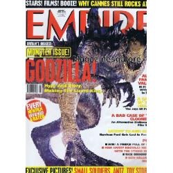 Empire Magazine 110 - 1998 (Godzilla Cover)