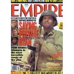 Empire Magazine 112 - 1998 (Tom Hanks Cover)