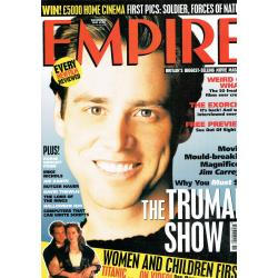 Empire Magazine 113 - 1998 (Jim Carrey Cover)