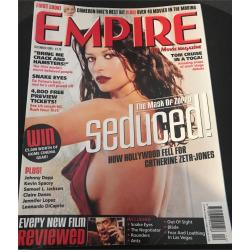 Empire Magazine 114 - 1998 (Catherine Zeta Jones Cover)