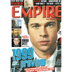 Empire Magazine 116 - 1999 (Brad Pitt Cover)