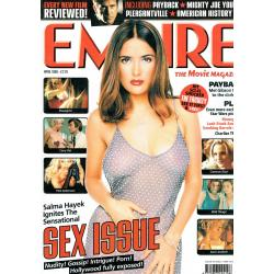 Empire Magazine 118 - 1999 (Salma Hayek Cover)