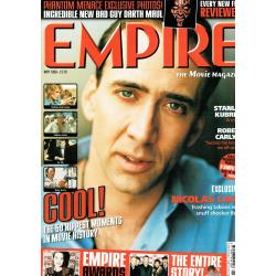 Empire Magazine 119 - 1999 (Nicolas Cage Cover)