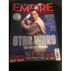 Empire Magazine 122 - 1999 (Star Wars Cover 3)