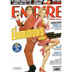 Empire Magazine 123 - 1999 (Mike Myers Cover)
