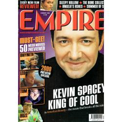 Empire Magazine 128 - 2000 (Kevin Spacey Cover)