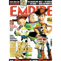 Empire Magazine 129 - 2000 (Toy Story Cover)