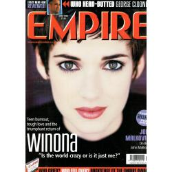 Empire Magazine 130 - 2000 (Winona Ryder Cover)