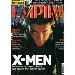 Empire Magazine 135 - 2000 (X Men Cover)