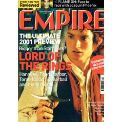 Empire Magazine 140 - 2001 (Lord of the Rings Cover)