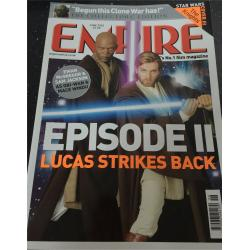 Empire Magazine 156 - 2002 (Star Wars Episode II Cover)