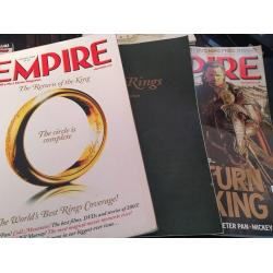 Empire Magazine 175 - 2004 (Return of the King Cover)