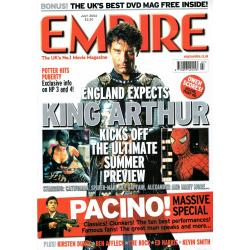 Empire Magazine 181 - 2004 (Clive Owen Cover)