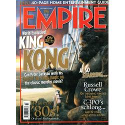 Empire Magazine 196 - 2005 (King Kong Cover)