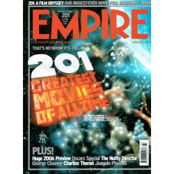 Empire Magazine 201 - 2006 (201 Greatest Movies of All Time Cover)