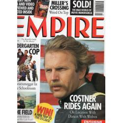 Empire Magazine 021 - 1991 (Kevin Costner Cover)
