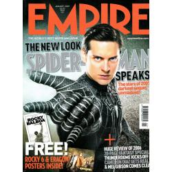 Empire Magazine 211 - 2007 (Tobey Maguire Cover)