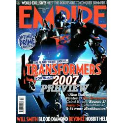 Empire Magazine 212 - 2007 (Transformers Cover)