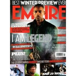 Empire Magazine 220 - 2007 (Will Smith Cover)