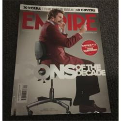 Empire Magazine 246 - 2009 (Will Ferrell Cover)