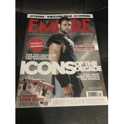 Empire Magazine 246 - 2009 (Gerard Butler Cover)