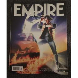 Empire Magazine 250 - 2010 Back to the Future Subscriber Cover