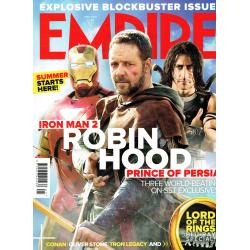 Empire Magazine 251 - 2010 (Russell Crowe Cover)