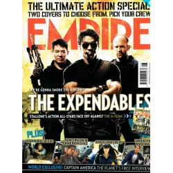 Empire Magazine 252 - 2010 (The Expendables Cover)