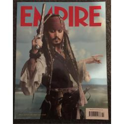 Empire Magazine 260 - 2011 (Johnny Depp Subscriber Cover)