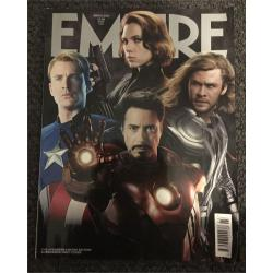 Empire Magazine 273 - 2012 (The Avengers Cover)