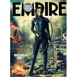 Empire Magazine 306 - 2015 (The Hunger Games Part 1 Cover)