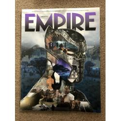 Empire Magazine 345 - Black Panther (Subscriber Cover)