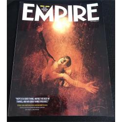 Empire Magazine 366 - Shawshank Redemption (Subscriber Cover)